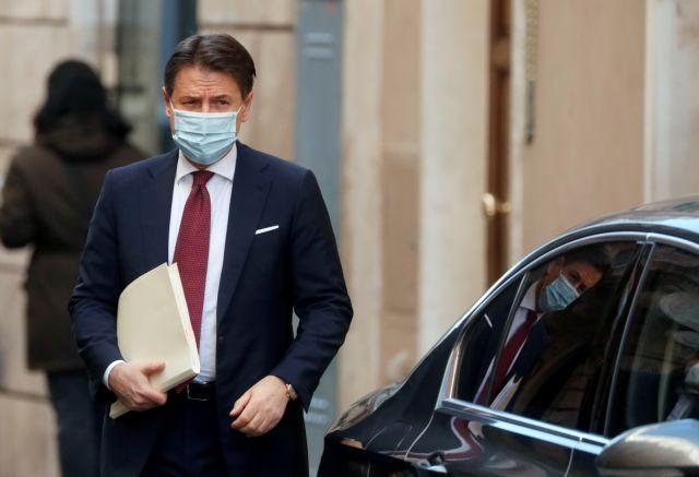 Ιταλία: Το Δημοκρατικό Κόμμα στηρίζει Κόντε για πρωθυπουργό | tovima.gr