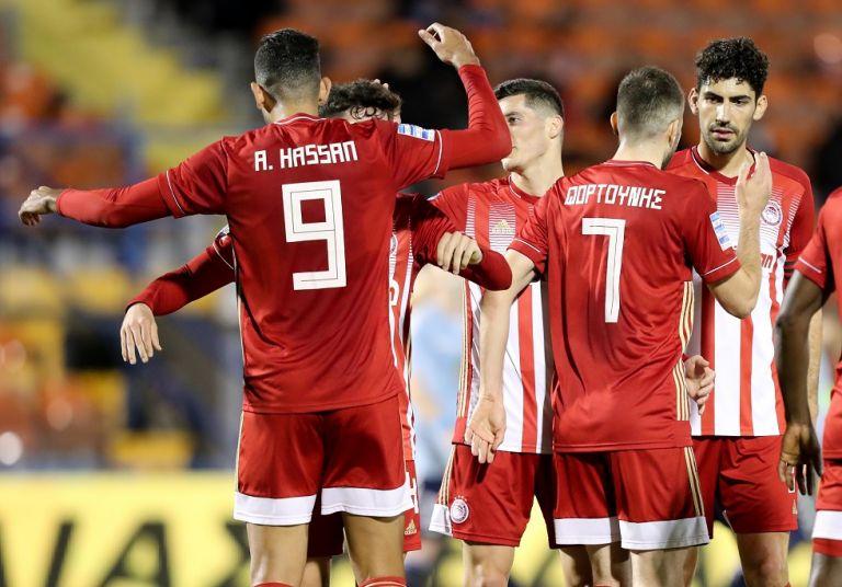 Χασάν και 1-0 ο Ολυμπιακός | tovima.gr