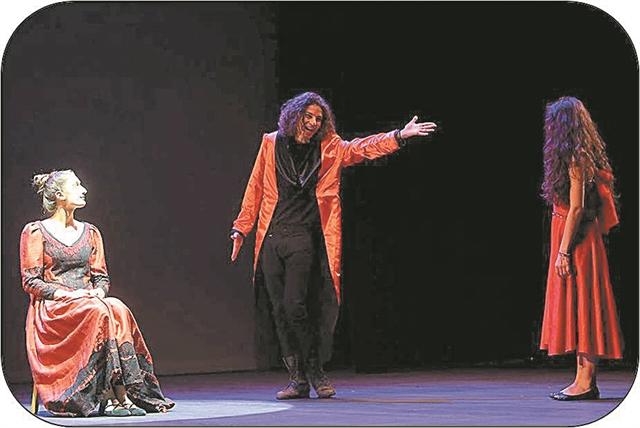 Η Πάτρα και το θέατρο: μια σχέση παθιασμένη!   tovima.gr