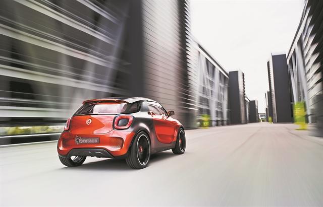 SUV από τη smart το 2022 | tovima.gr