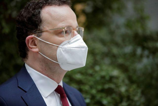 Γερμανία : Η πανδημία αποτελεί ένα τεστ αντοχής για την κοινωνία, λέει ο Σπαν   tovima.gr