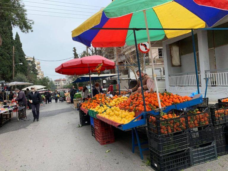 Lockdown : Αντιδράσεις για την μη λειτουργία των λαϊκών αγορών τα Σαββατοκύριακα στις «κόκκινες» περιοχές | tovima.gr