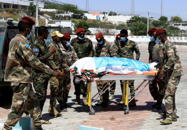 Σομαλία : Νεκροί 12 πράκτορες υπηρεσιών ασφαλείας | tovima.gr