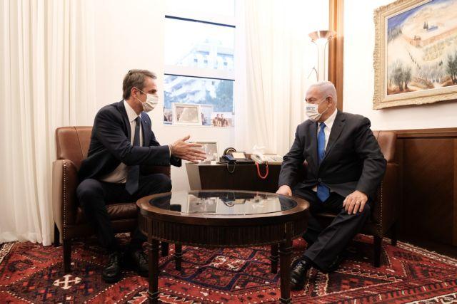 Κορωνοϊός : Τι συμφώνησαν Ελλάδα – Ισραήλ για το νέο φάρμακο  – Τα επόμενα βήματα | tovima.gr