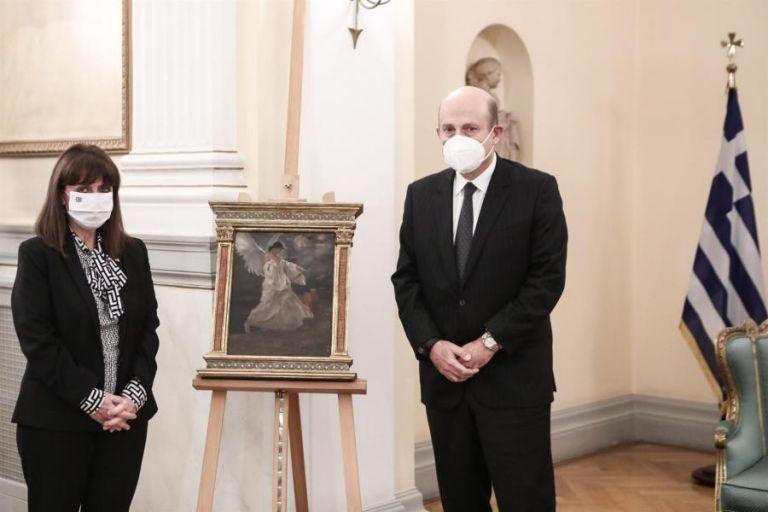 Η Δόξα των Ψαρών στο Προεδρικό | tovima.gr