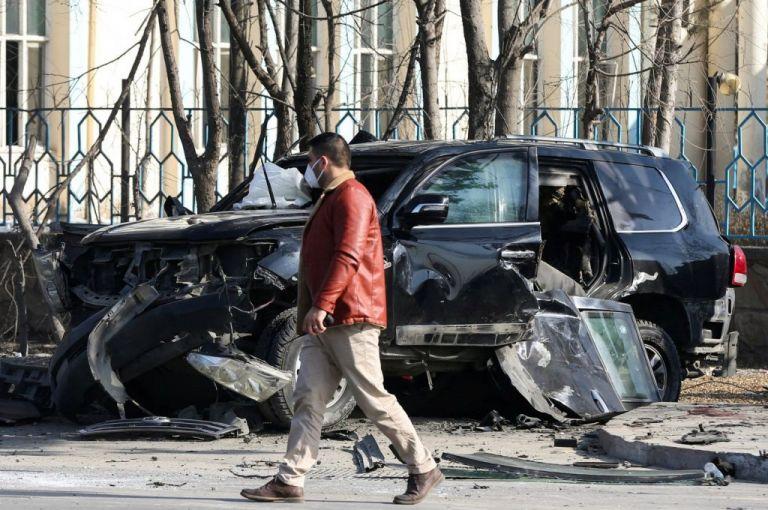 Αφγανιστάν : Τουλάχιστον δύο νεκροί από την έκρηξη βομβών σήμερα το πρωί στην Καμπούλ   tovima.gr