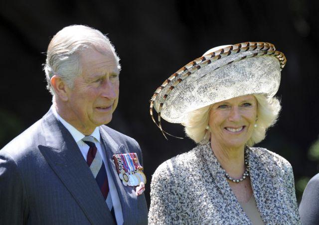 Ο πρίγκιπας Κάρολος, η Καμίλα και η 25η Μαρτίου | tovima.gr
