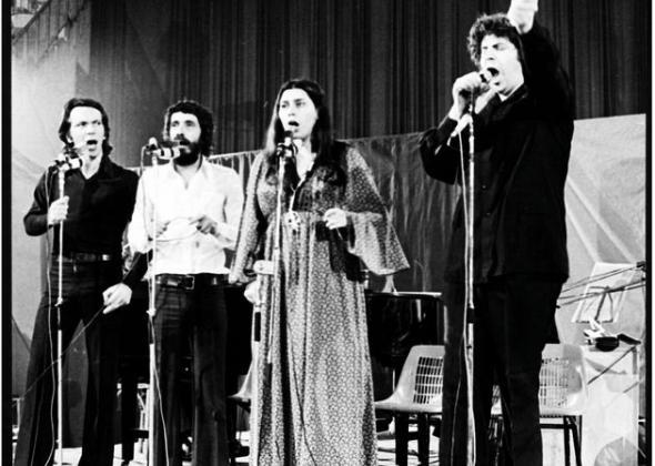 Αντώνης Καλογιάννης : Ο αντιστασιακός αγώνας, η σύλληψη και η πρώτη συναυλία στη Σοβιετική Ένωση | tovima.gr