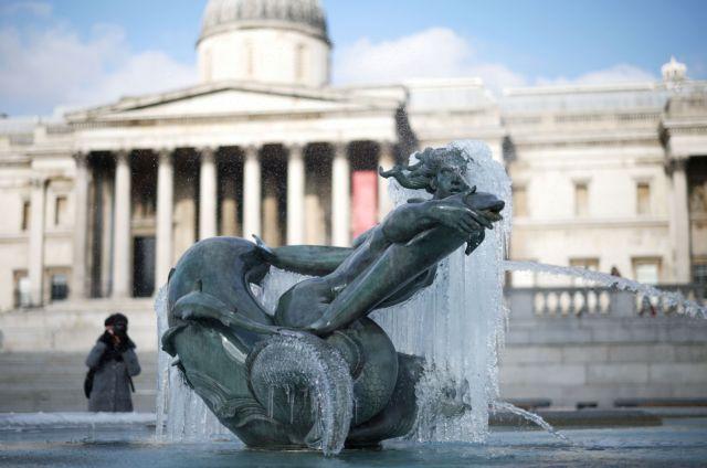 Βρετανία : Πολικό ψύχος – H πιο κρύα νύχτα των τελευταίων 26 χρόνων   tovima.gr