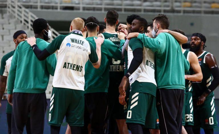 Παναθηναϊκός : Η Euroleague ανέβαλε τα ματς με Ζενίτ και ΤΣΣΚΑ Μόσχας   tovima.gr