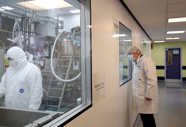 Βρετανία: 14,5 εκατ. οι εμβολιασμοί της πρώτης δόσης | tovima.gr