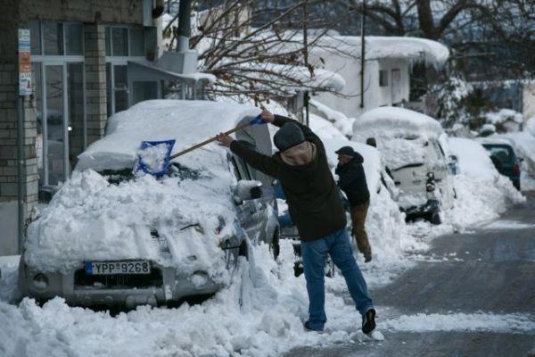 «Μήδεια»: Νέο SOS από Πολιτική Προστασία – Το Λεκανοπέδιο θα πληγεί σφοδρότατα | tovima.gr