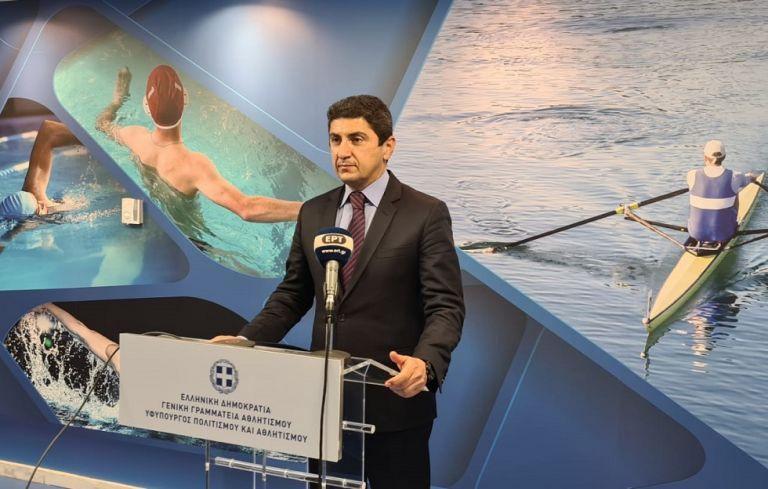 Πλέγμα δράσεων για την αντιμετώπιση των φαινομένων βίας, κακοποίησης και κακοδιαχείρισης ανακοίνωσε ο Λ. Αυγενάκης | tovima.gr