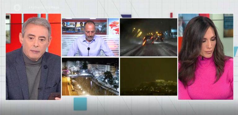 Μήδεια : Βροχή οι κλήσεις στην πυροσβεστική για απεγκλωβισμό οδηγών και κοπή δέντρων | tovima.gr