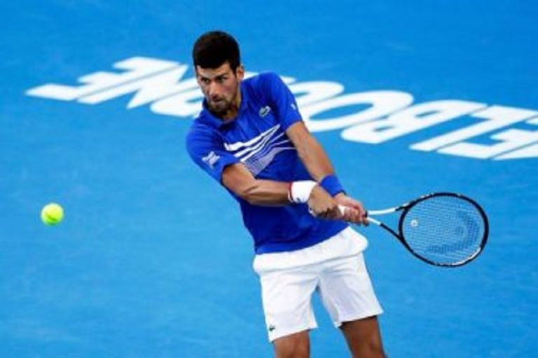 Στον τελικό του Αυστραλιανού Όπεν ο Τζόκοβιτς  – Νίκησε εύκολα τον Καράτσεφ | tovima.gr