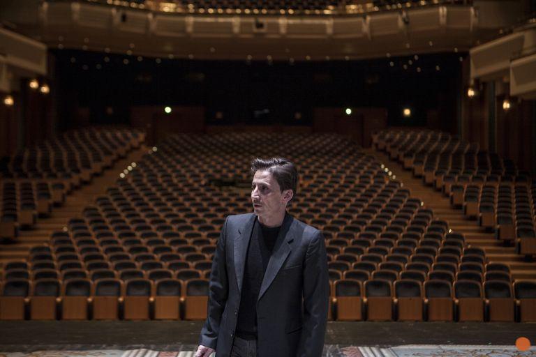 Δημήτρης Τάρλοου: «Δεν είναι στις προθέσεις μου να γίνω διευθυντής του Εθνικού Θεάτρου» | tovima.gr