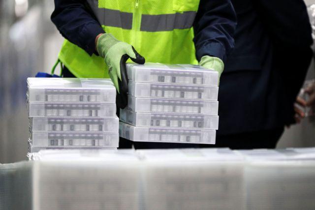 ΗΠΑ: Χωρίς ζητήματα ασφαλείας τα εμβόλια των Pfizer και Moderna | tovima.gr
