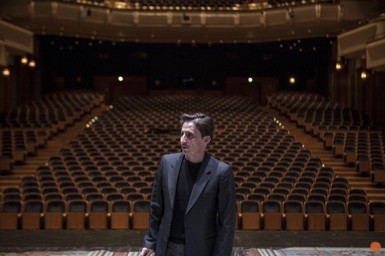 Δημήτρης Τάρλοου : «Δεν είναι στις προθέσεις μου να γίνω διευθυντής του Εθνικού Θεάτρου» | tovima.gr