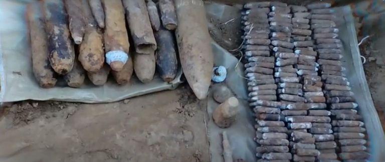Εντυπωσιακό βίντεο: Το Τάγμα Εκκαθάρισης Ναρκοπεδίων Ξηράς του ΓΕΣ συμπλήρωσε χίλια περιστατικά | tovima.gr