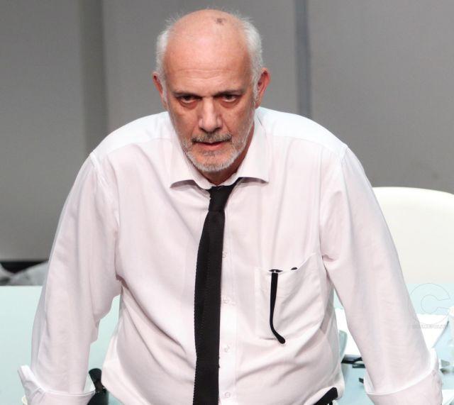 Σπύρος Μπιμπίλας: «Το ΣΕΗ είχε αποβάλει το 1998 διά βίου τον Γιώργο Κιμούλη» | tovima.gr