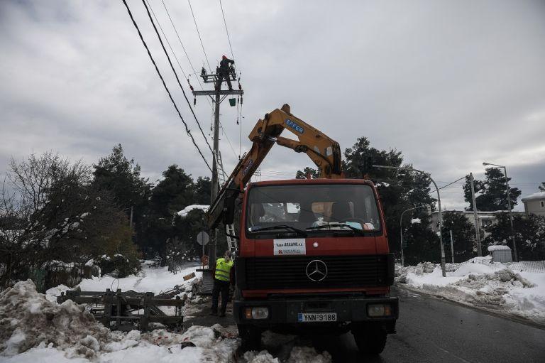 ΔΕΔΔΗΕ : Λιγότερα από 400 νοικοκυριά χωρίς ρεύμα | tovima.gr