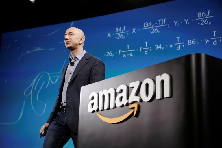 Τζεφ Μπέζος : Με τι θα ασχοληθεί τώρα που αποσύρεται από το τιμόνι της Amazon; | tovima.gr