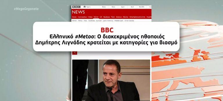 Το γύρο του κόσμου κάνει η υπόθεση Λιγνάδη – Τι αναφέρουν τα διεθνή ΜΜΕ | tovima.gr
