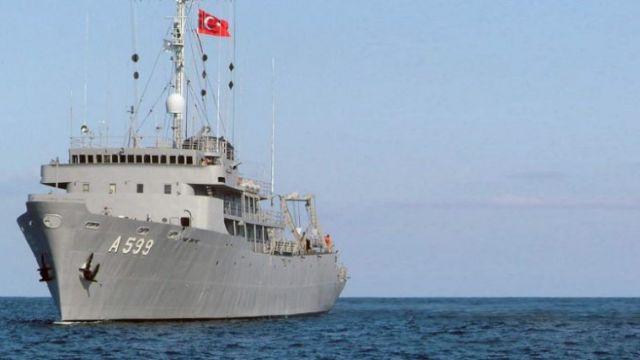 Τσεσμέ : Εντός της περιοχής που έχει δεσμεύσει με την παράτυπη Navtex το πλοίο – Σε επαγρύπνηση η Αθήνα | tovima.gr