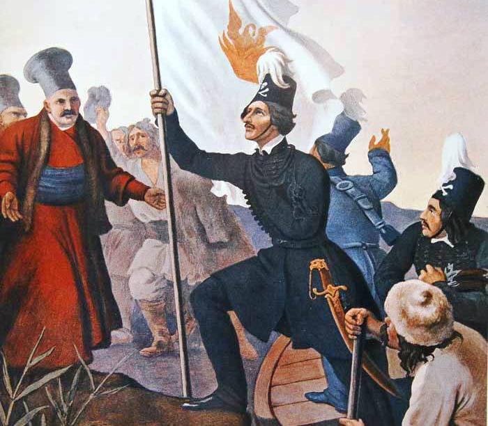 22 Φεβρουαρίου 1821: Ο Αλέξανδρος Υψηλάντης ξεκινά την Ελληνική Επανάσταση   tovima.gr