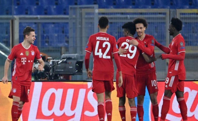 Αήττητη επί 17 σερί εκτός έδρας ματς στο Champions League η Μπάγερν | tovima.gr