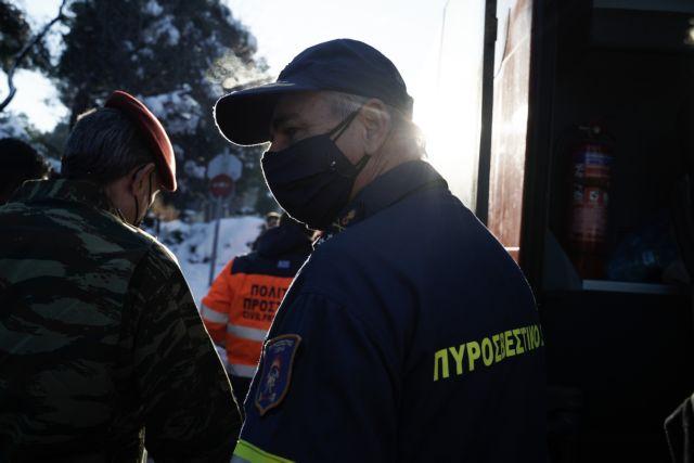 Χανιά : Μεγάλη φωτιά σε αποθήκη εταιρείας μεταφορών | tovima.gr