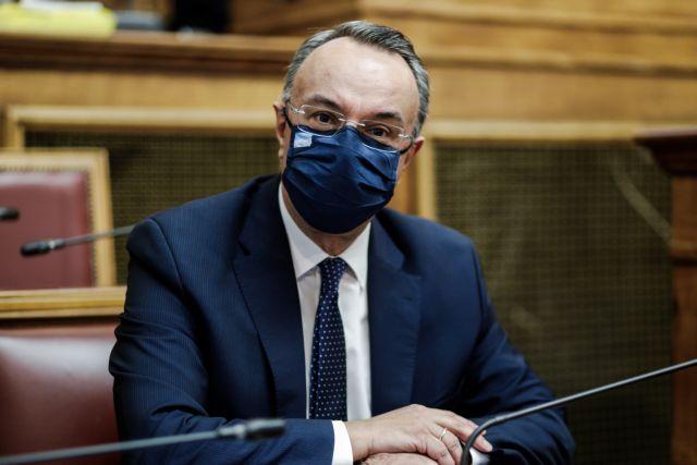 Σταϊκούρας : Η έκθεση αξιολόγησης επιβεβαιώνει την ορθότητα των επιλογών της κυβέρνησης | tovima.gr