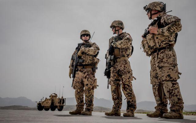 Γερμανία : Παρατείνεται η παραμονή των στρατευμάτων στο Αφγανιστάν | tovima.gr