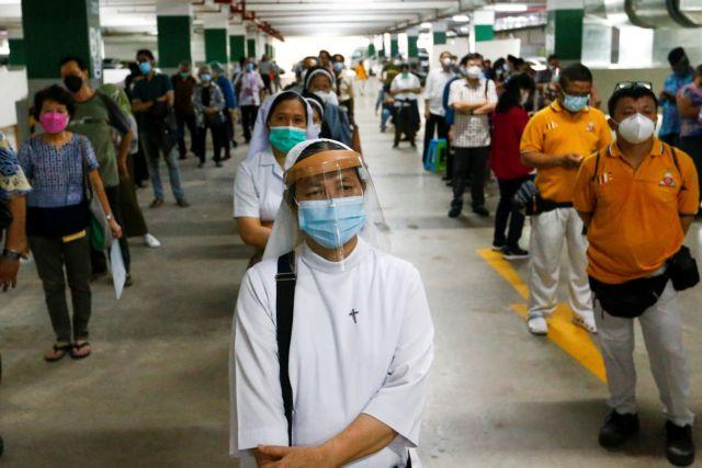 Κορωνοϊός : Η Κίνα ενέκρινε δύο νέα εμβόλια | tovima.gr