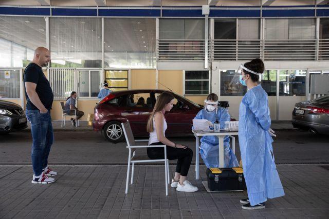 Χαρδαλιάς : Πρόσθετα μέτρα για τις εισόδους από τα χερσαία σύνορα | tovima.gr