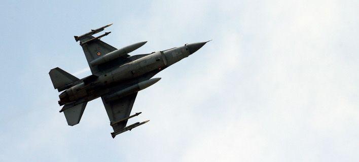 Προκαλεί πάλι η Αγκυρα: Πάνω από το Αγαθονήσι τουρκικά F-16   tovima.gr