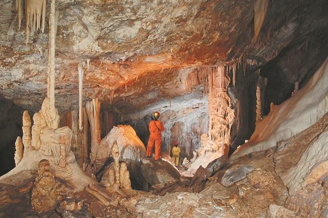 Ζωή σε ακραίες συνθήκες – Ο ρόλος των σπηλαιολόγων   tovima.gr