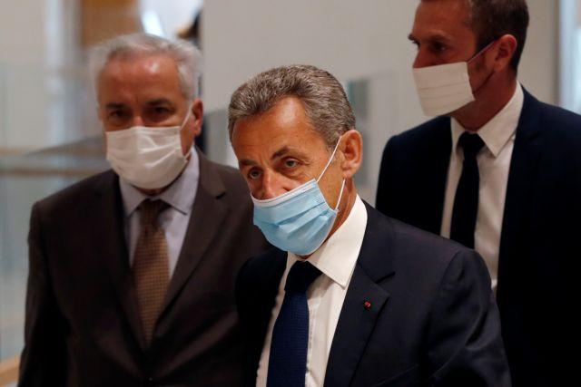Γαλλία: Σε κατ' οίκον περιορισμό ο Σαρκοζί   tovima.gr