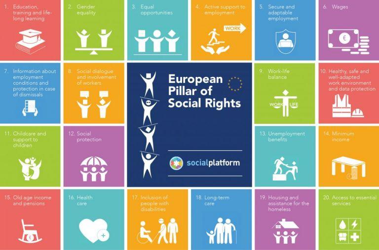 Να τι θέλουν οι Ευρωπαίοι από την ΕΕ: Υγεία, δουλειά, δικαιώματα | tovima.gr