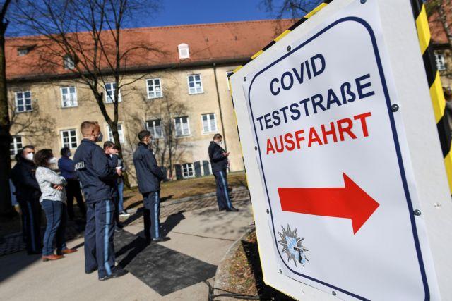 Γερμανία : Αντιδρούν τα κρατίδια στο σχέδιο χαλάρωσης του lockdown | tovima.gr