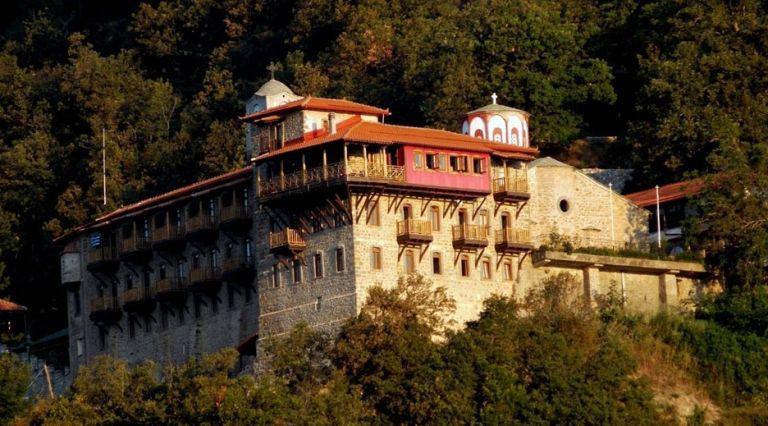 Άγραφα : Η μονή Κορώνης και ο Άγιος Σεραφείμ | tovima.gr
