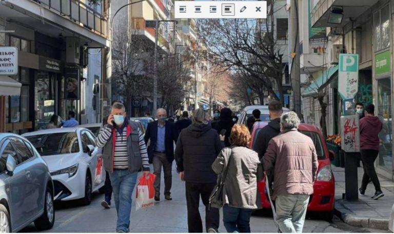 Σεισμός : Βγήκαν στους δρόμους στη Λάρισα [βίντεο] | tovima.gr