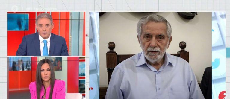 Δρίτσας : Τι είπε στο MEGA για τον σάλο που προκάλεσε η δήλωσή του ότι «κανείς δεν τρομοκρατήθηκε από τη 17Ν» | tovima.gr