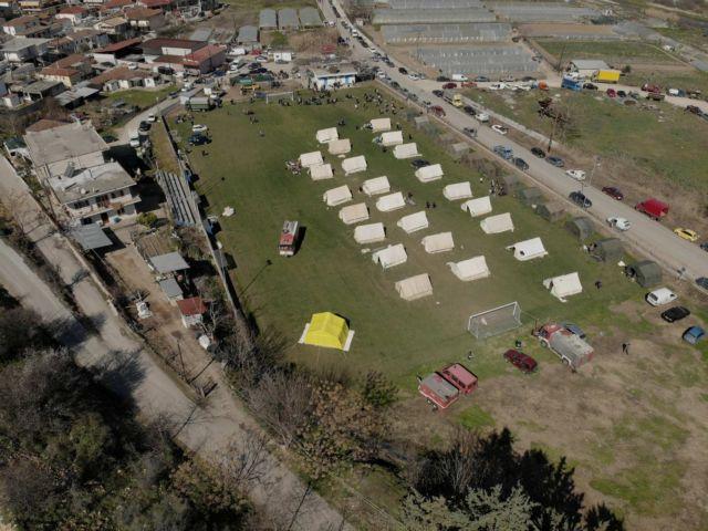 Ο σεισμός βύθισε το έδαφος στην Ελασσόνα κατά 40 εκατοστά | tovima.gr