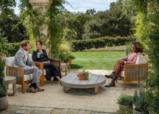 Η αποκαλυπτική συνέντευξη της Μέγκαν Μαρκλ – «Βόμβες» μεγατόνων στο Παλάτι | tovima.gr