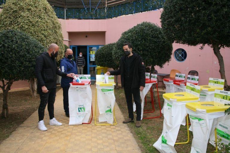 Δήμος Πειραιά : Κάδοι ανακύκλωσης στις αθλητικές εγκαταστάσεις | tovima.gr