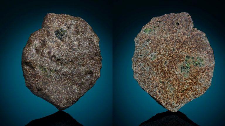 Αρχαίος μετεωρίτης ίσως προέρχεται από χαμένο ξάδελφο της Γης | tovima.gr