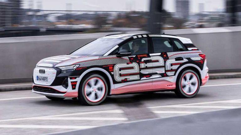Audi Q4 e-tron: Όμορφος κόσμος ψηφιακός | tovima.gr