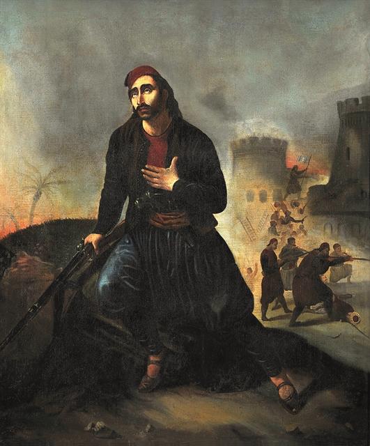 Ο Γέρος του ΜοριάΤο αντάμωμα με τον Καραϊσκάκη | tovima.gr