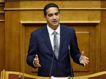KINAΛ : Βολές κατά κυβέρνησης και ΣΥΡΙΖΑ για τη βία | tovima.gr